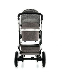 Moon Kinderwagen Nuova City 2017 Hinten