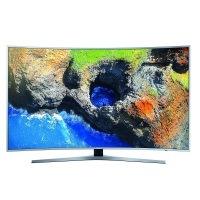 Samsung MU6509 123 cm (49 Zoll) Curved Fernseher (Ultra HD, HDR, Triple Tuner, Smart TV)