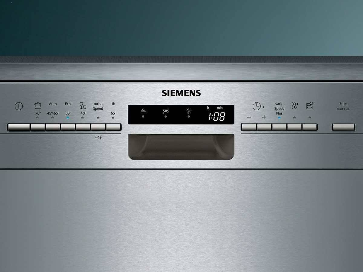 Schon Siemens SN436S00KE Geschirrspüler