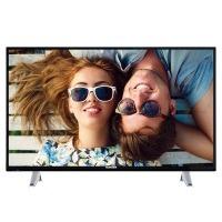 Telefunken D40F286X4CW 102 cm (40 Zoll) Fernseher (Full-HD, Triple Tuner, DVB-T2/-C/-S2 H.265/HEVC, Netflix) [Energieklasse A+]