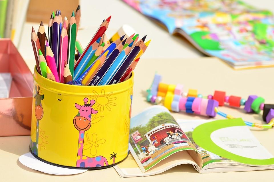Colored Pencils 1506589