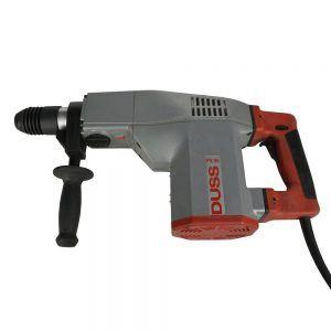 Bohrhammer PX96 1300Watt von Duss in der Seitenansicht