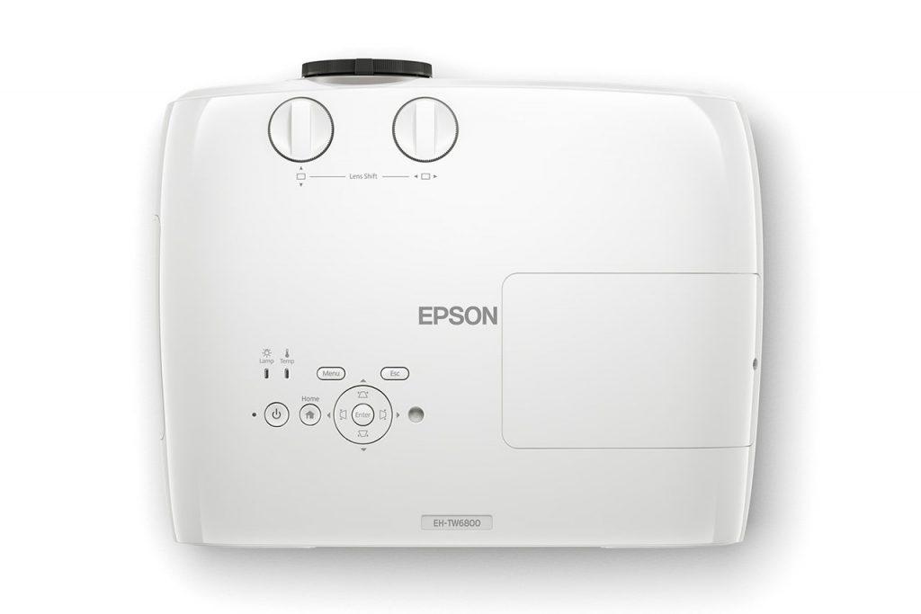 Epson Eh Tv6800 Oben