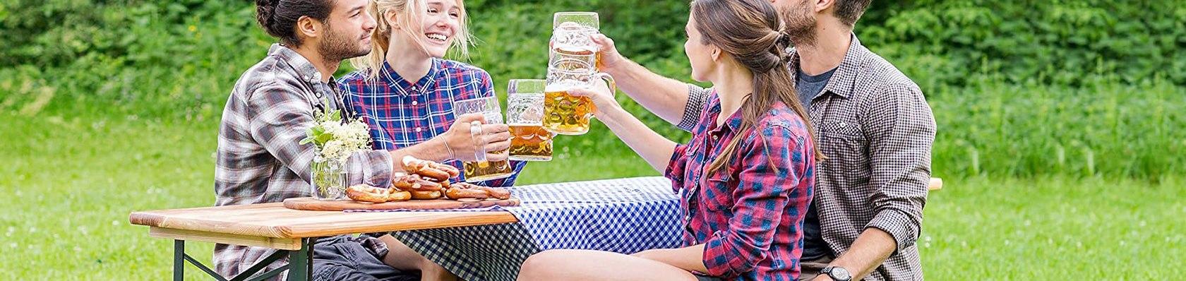 Bierzeltgarnituren im Test auf ExpertenTesten.de