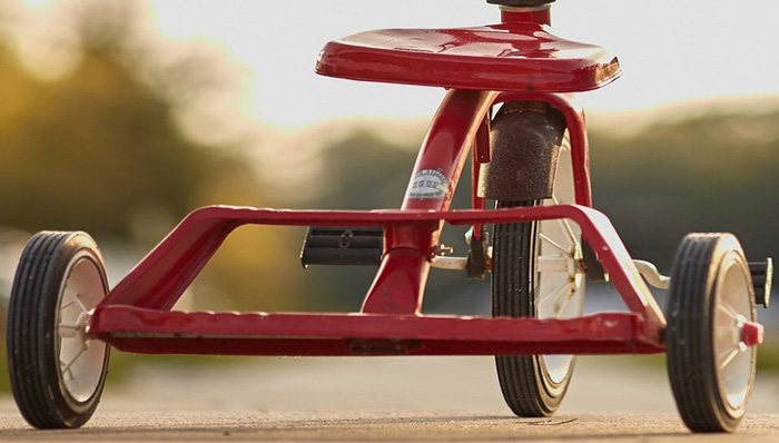 clamaro buttler basic 2in1 kinderwagen dreirad dreirad. Black Bedroom Furniture Sets. Home Design Ideas
