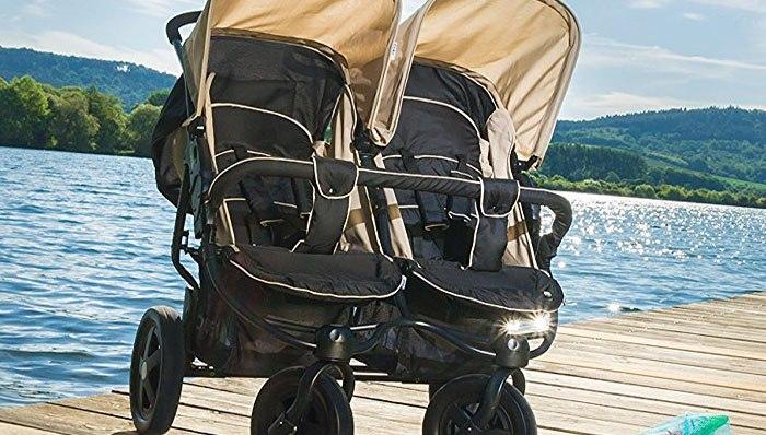 Zwillingskinderwagen im Test auf ExpertenTesten.de