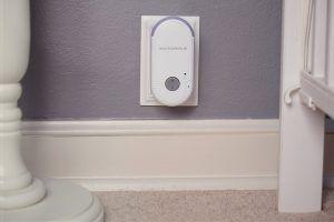 Motorola MBP 8 Babyphone für die Wand