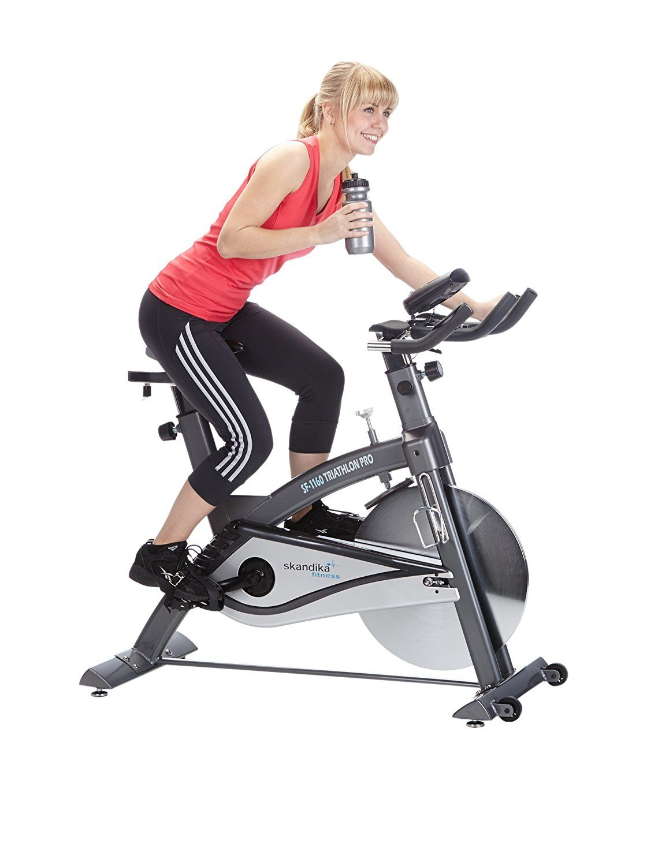 skandika Indoor Cycle Triathlon Pro Mars, SF-1160, Speed bike, Trinkflaschenhalterung - Trinkflasche