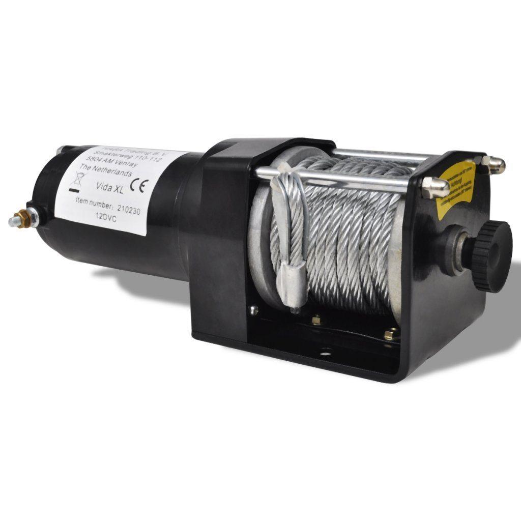 VidaXL 12V Elektrische Seilwinde 1