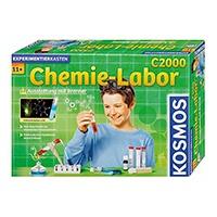 Kosmos C2000 Chemiebaukasten Test