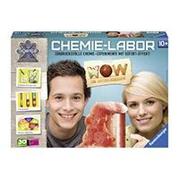 Ravensburger 18937 - ScienceX Chemie-Labor WOW, die Entdeckerzone