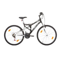 26 Zoll CoollooK EXTREME Fahrrad Fully Full Suspension Mountainbike MTB