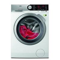 AEG L9FE86495 Waschmaschine /A+++/ 1400 UpM / 9 Kg / Mengenautomatik / Kein Ausbleichen von Wäsche [Energieklasse A+++]