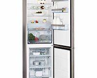AEG Santo 73600 CSM0 Kühlschrank / A++ / Kühlteil 245 L / Gefrierteil 92 L [Energieklasse A++]