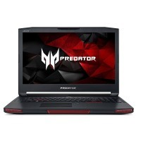 Acer Predator 17 X (GX-792-76DL) 43,9 cm (17,3 Zoll Full HD IPS matt) (Intel Core i7-7820HK, 16GB RAM, 1TB HDD, 512GB PCIe SSD, Nvidia GeForce GTX 1080 (8 GB GDDR5X VRAM), Win 10 Home) schwarz