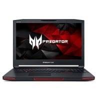 Acer Predator 17 X (GX-792-76DL) 43,9 cm (17,3 Zoll Full HD IPS matt) (Intel Core i7-7820HK, 16GB RAM, 1TB HDD, 512GB PCIe SSD, Nvidia GeForce GTX 1080 (8 GB GDDR5X VRAM), Win 10 Home) schwarz