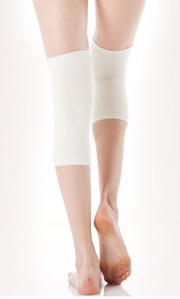 Angebot 2 St%C3%BCck Elastische Knie W%C3%A4rmer Mit Warmen Angora Wolle