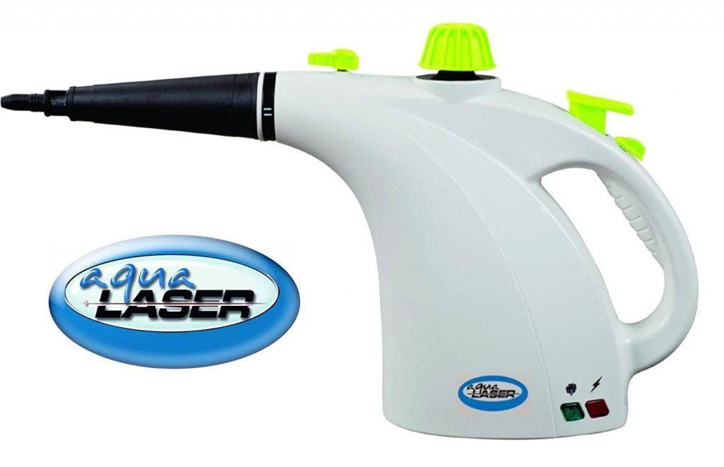 Aqua Laser Handdampfreiniger Dampfreiniger 1000 W Und 250 Ml Fassungsverm%C3%B6gen