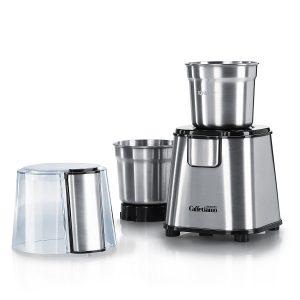 Arendo Schlagmesser Edelstahl-Kaffeemühle