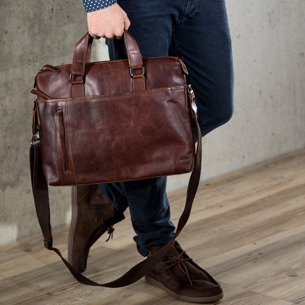 44fe85f254155 ... Aktentasche für Herren und Damen wirkt sich außerdem auf den Designstil  aus. Mittlerweile gelten vor allem die eleganten Taschen als sehr beliebt