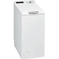 Bauknecht WMT EcoStar 6Z BW Waschmaschine Toplader / A+++ / 1200 UpM / 6 kg / Weiß / EcoMonitor / ZenTechnologie / E8 display / Vollwasserschutz [Energieklasse A+++]