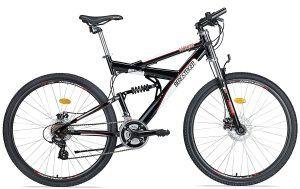 Bergsteiger Alu-Mountainbike 28 Zoll