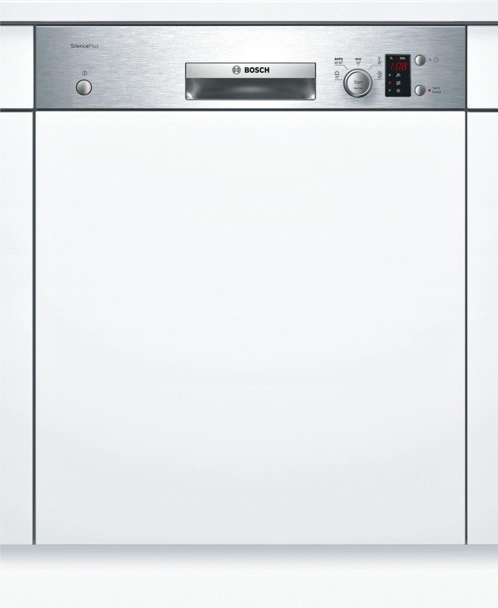 Bosch SMI50D45EU Serie 4 Teilintegrierbarer Geschirrspüler