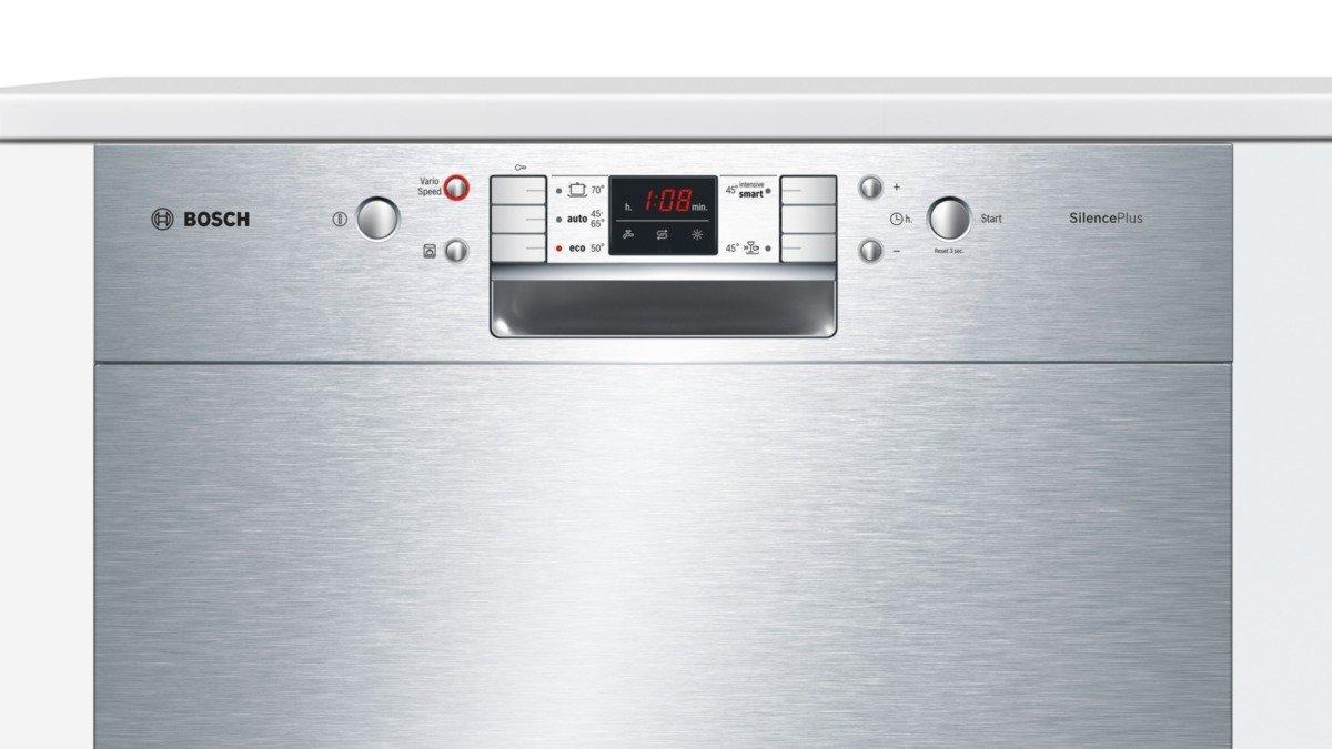 Aeg Kühlschrank Baujahr Bestimmen : Bosch smu50l15eu serie 6 silence plus unterbaugeschirrspüler im test