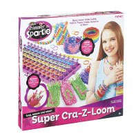 Cra-Z-Loom-Super-Set-mit-6-Reihen-Loom-[UK-Import]