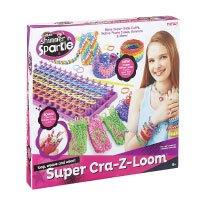 Cra-Z-Loom Super Set mit 6 Reihen Loom [UK Import]