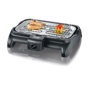 Für den spontanen und geruchsfreien Grillgenuss Der Barbecue-Grill PG 1511