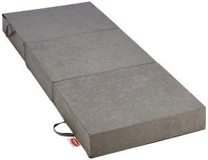Gigapur 25069 Visco Luxus Klappmatratze in grau