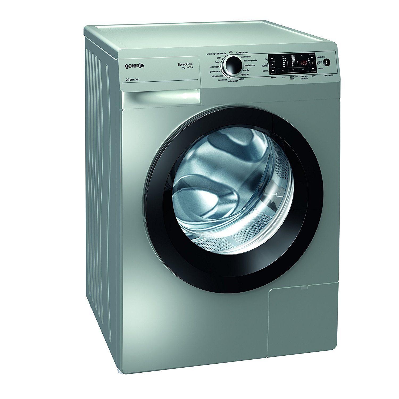 Die Gorenje W-8543 TA Waschmaschine in der Frontansicht