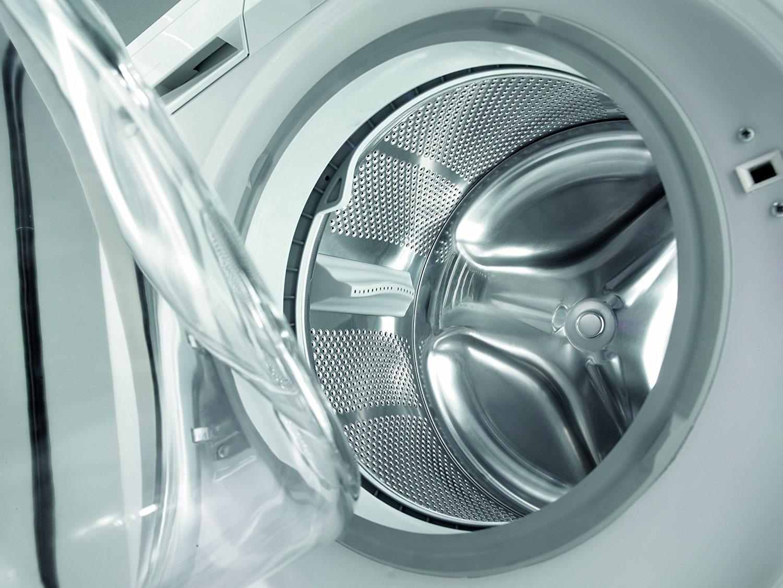 Ein Blick in die Trommel der Gorenje W6222 Waschmaschine Frontlader