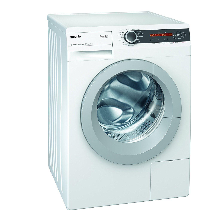 Die Gorenje W8665I I Waschmaschine FL in der Frontansicht