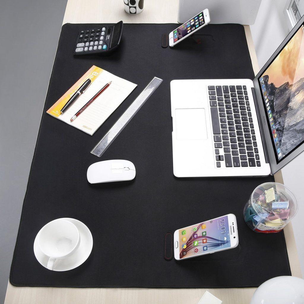Gro%C3%9Fe Gaming Maus Pad Mat Schreibtischunterlage