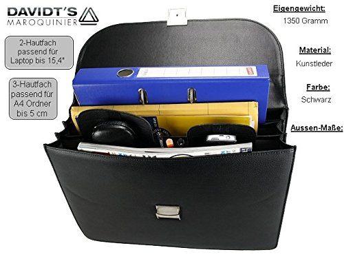 Herren Tasche Arbeitstasche Aktentasche Tasche Akten Tasche Umh%C3%A4ngetasche Schultertasche Dokumenten Business B%C3%BCro 1