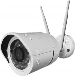 HiKam A7 Wireless IP Kamera HD für Außenbereich IP66 mit deutscher App