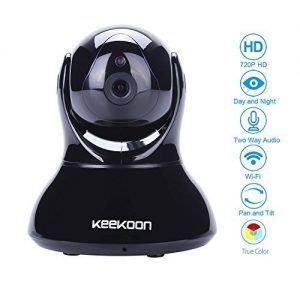 KK002 1.0MP HD IP-Kamera 5xZoom Autofocus 720P Videoüberwachung