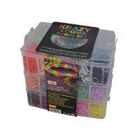Krazy Looms 9000 Gummibänder Set