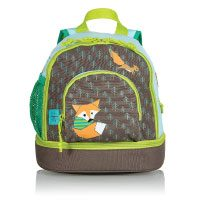 Lässig Kinderrucksack 4Kids Mini Backpack, Fox