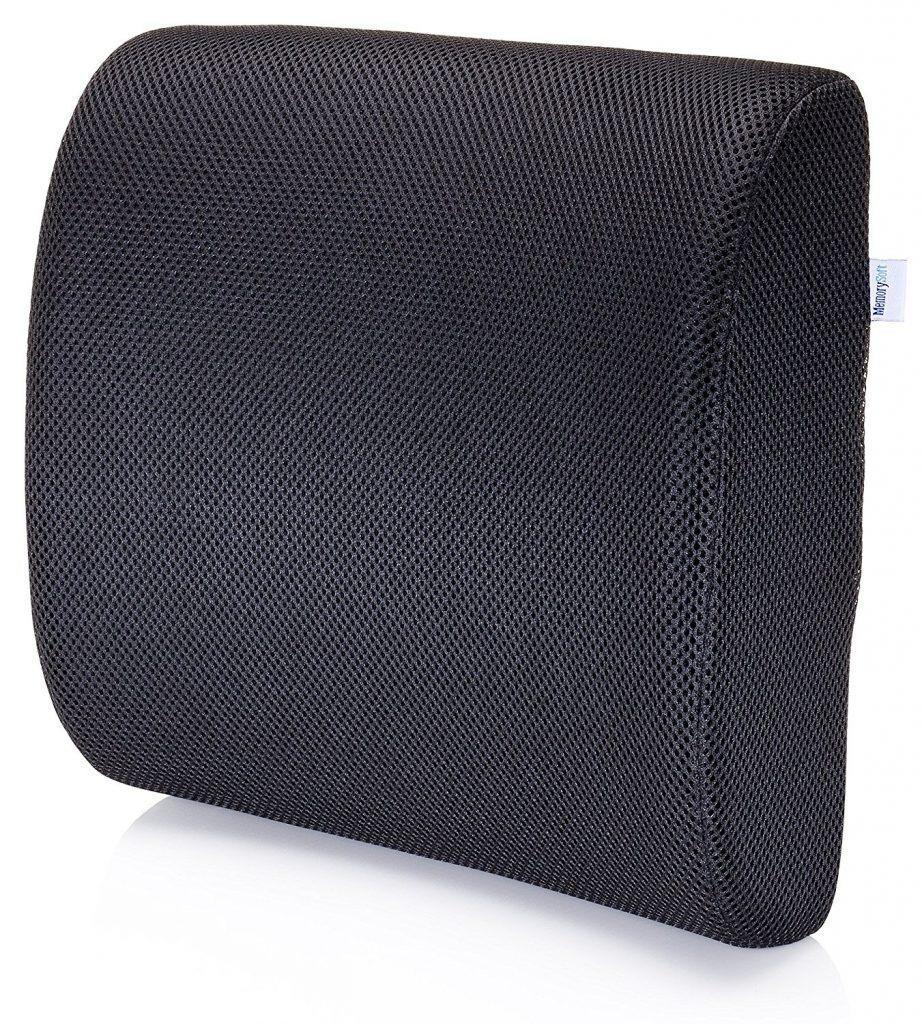 Massagenoppen Autositz ergonomisch geformt Bürostuhl schwitzfrei Rückenstütze