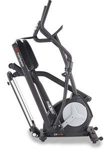 MAXXUS® CROSSTRAINER CX 4.3f, klappbar, mit elliptischem Bewegungsablauf