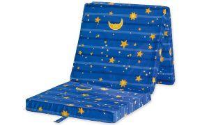 Matratzendiscount Klappmatratze Sonne Mond und Sterne