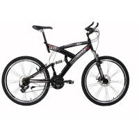 Mountainbike-26-Leader-Doberman-(2015)-Schwarz-55cm,-55cm