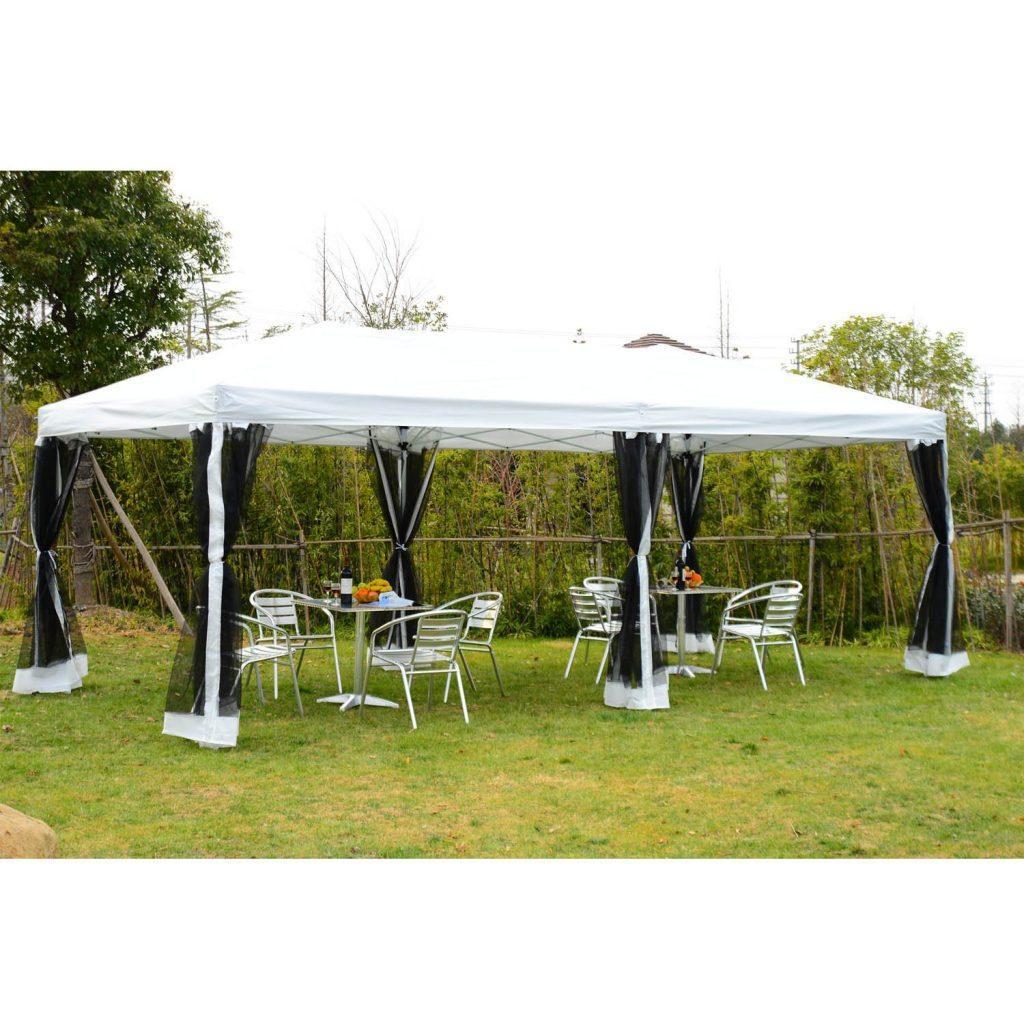 Outsunny%C2%AE 3 X 6m Faltpavillon Pavillon..