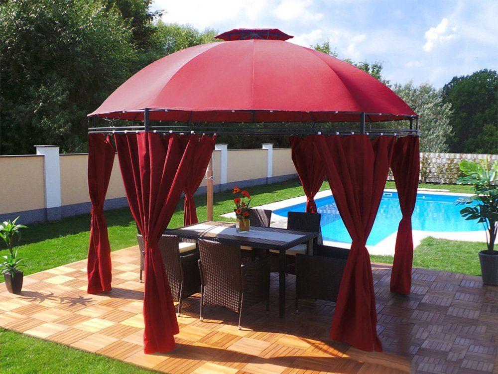 Pavillon Rund Groten Luxus