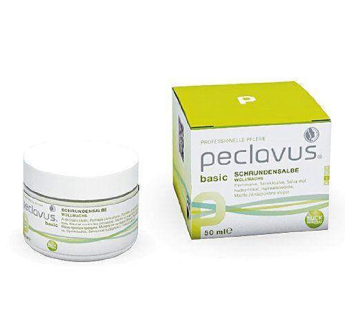 Peclavus Basic Schrundensalbe Wollwachs Salbe Gegen Hornhaut Und Risse An Der Fu%C3%9Fhaut 50 Ml