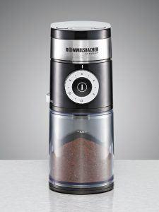 Rommelsbacher EKM 200 mit Scheibenmahlwerk - Kaffeemühle