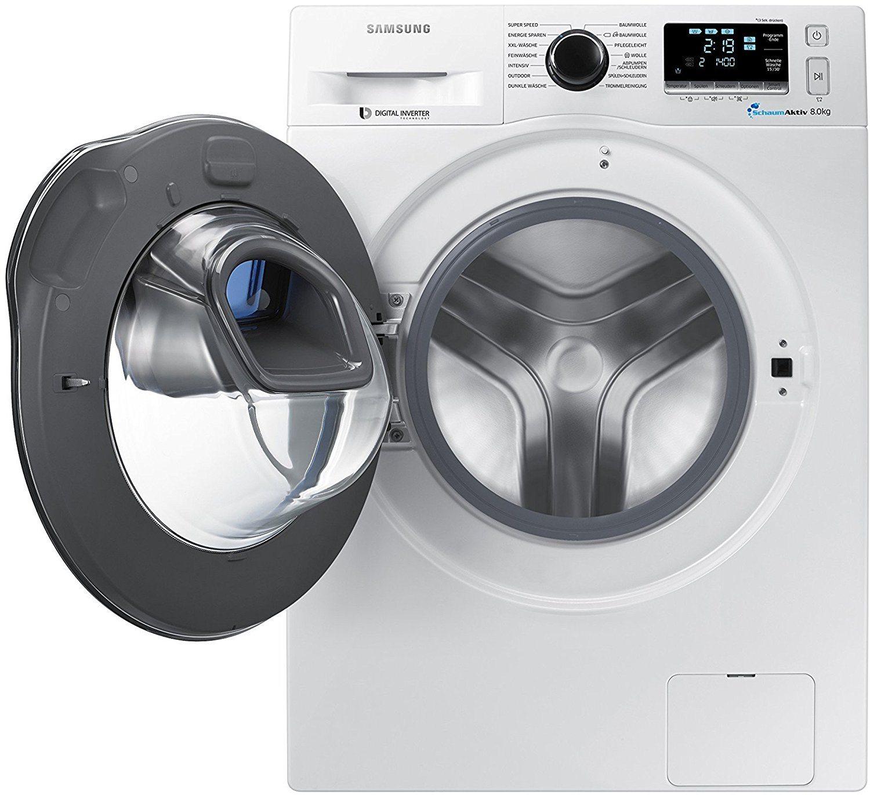 innovative waschmaschinen von samsung expertentesten. Black Bedroom Furniture Sets. Home Design Ideas